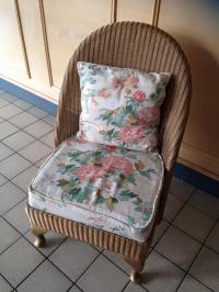 Lloyd loom nursing chair Buy, sale and trade ads - great ...