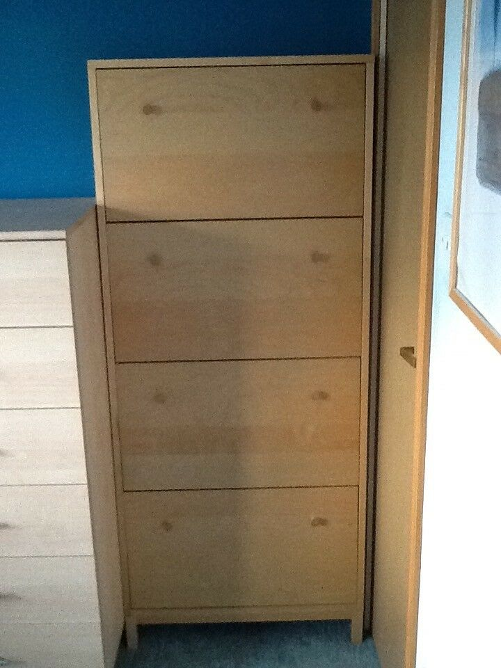 Ikea Shoe Storage Unit In Dunfermline Fife Gumtree