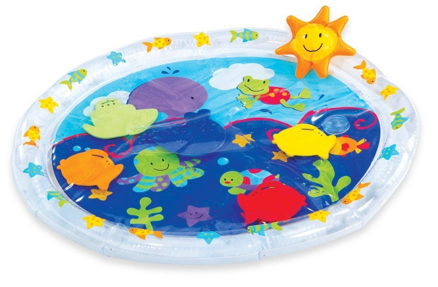 Baby Einstein 3 In 1 Jumper And Activity Mat Colors Of The Ocean Top 10 Baby Play Gyms Ebay