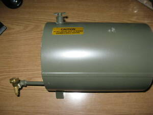 Military M67 Liquid Fired Immersion Heater Fuel Tank Ebay
