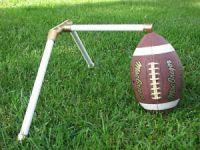 Football Kicking Holder Tee Field Goal Gold Hold   eBay