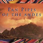 Pan Pipes Of The Andes (CD) 5030073001722 | eBay