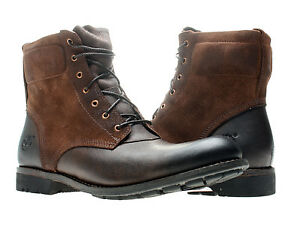 Timberland Earthkeepers City Premium 6 Side Zip Brown Mens