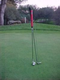 Caddy Stick,The Original Golf Club Stand, Holder, Gift ...