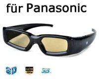 3D Brille fr PANASONIC TV TX-P42UT50E TX-P50UT50E TX ...