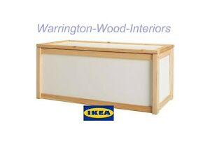 Ikea 39apa39 Childrens Wooden Pine Storage Box Linen Box