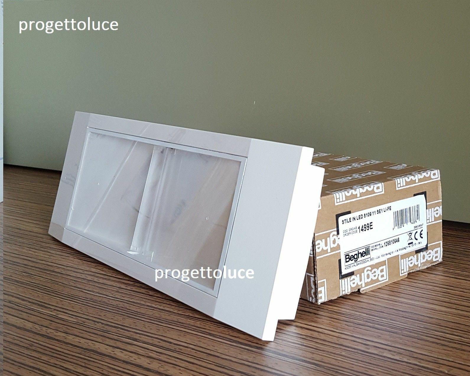 Plafoniere Con Luce Emergenza : Plafoniere beghelli led bello lampade stagne idee di design per