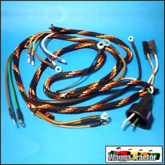 Mf 35 Wiring Harness Wiring Diagram