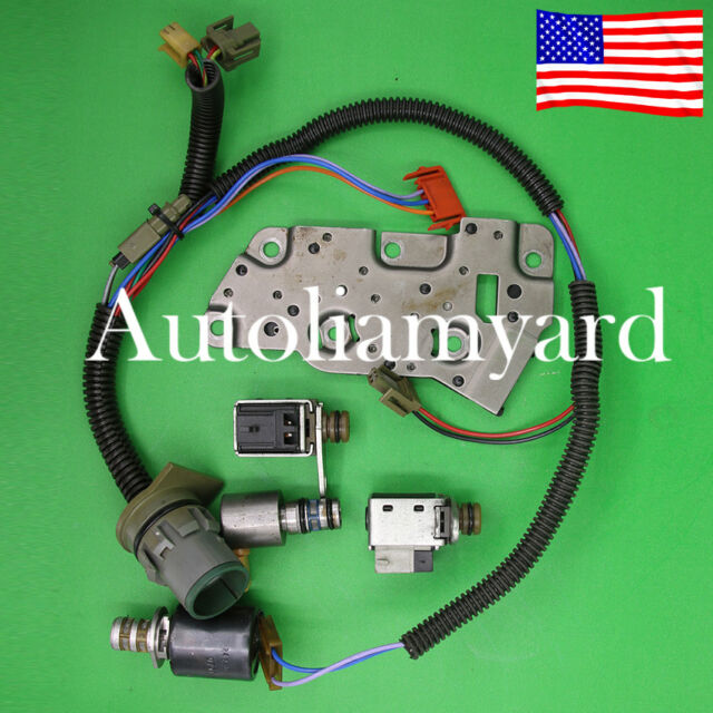Genuine 4l80e Transmission Solenoid Set 1993-2003 Wire Harness GM