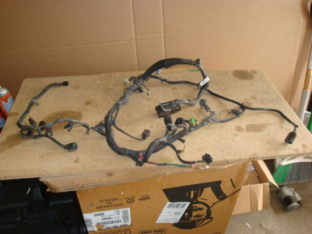 2008 Jeep Patriot Factory OEM 24 4x4 Engine Wire Wiring Harness