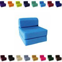 Choose Size Single Twin Full Sleeper Chair Seat Mattress ...