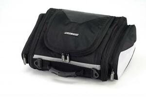 Biketek 30lt Motorcycle Luggage Rack Tail Pack Bag Rain