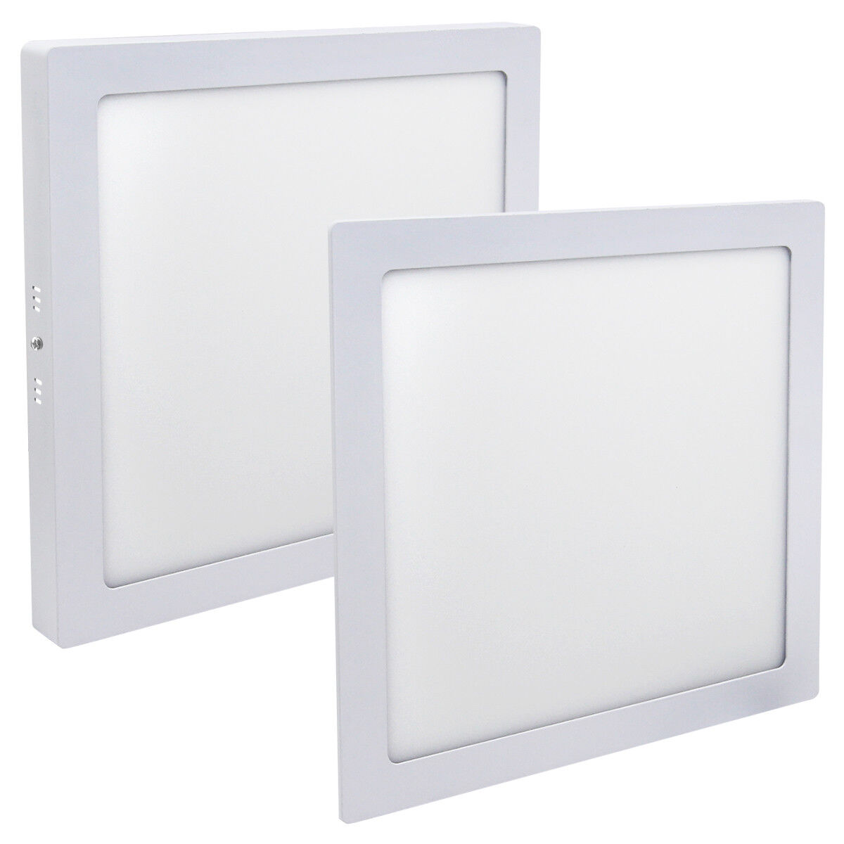 Led Panel Light Square And Round 24w Led Recessed Surface Mount Ceiling Panel Light 300 X