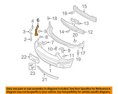Ford 5R3Z17C861AA Genuine OEM Support Bracket for sale online eBay