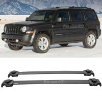 Fit For 07-15 Jeep Patriot OE Style Black Roof Rack Cross ...