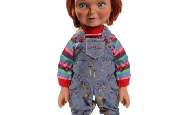 Childs Play 2 Good Guy Chucky 2016 Mezco Toyz Talking Doll