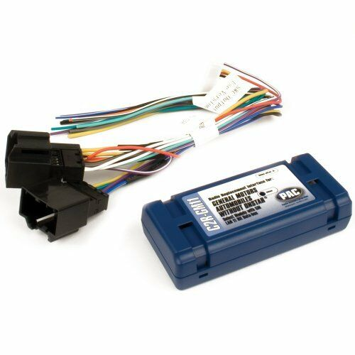 PAC C2r-gm11 Radio Replacement Wire Harness Adapter for Select GM