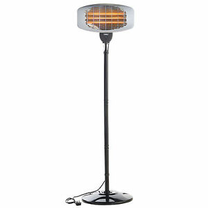 Vonhaus 2kw Free Standing Electric Infrared Indoor