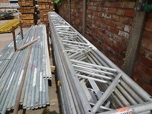 8m Layher Aluminium Beams Ebay