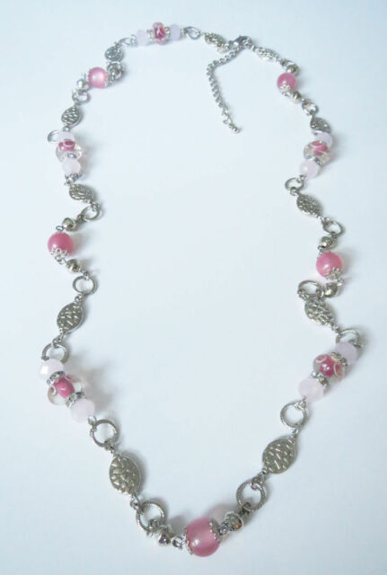5t Premier Designs Jewelry First Blush Necklace in Pink RV for sale