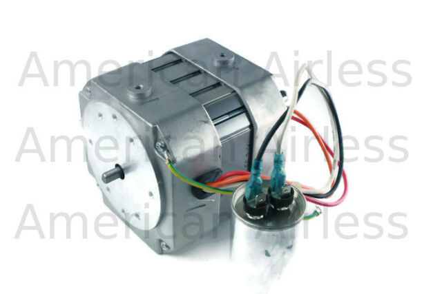 Protemp Master Mi-T-M Dayton Be Heater Motor 70-021-0520 for sale