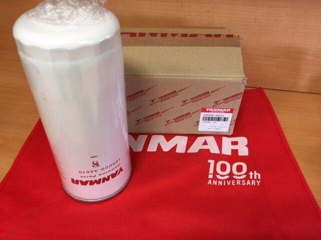 Yanmar Fuel Filter 165000-34510 6sy-stp Engine Genuine OEM for sale