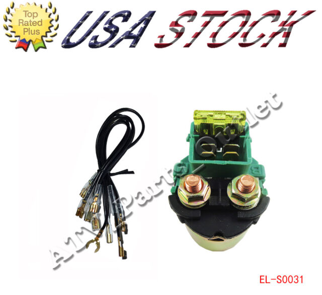 Starter Solenoid Relay Honda Cx500tc CX 500 TC 1982 Motorcycle for