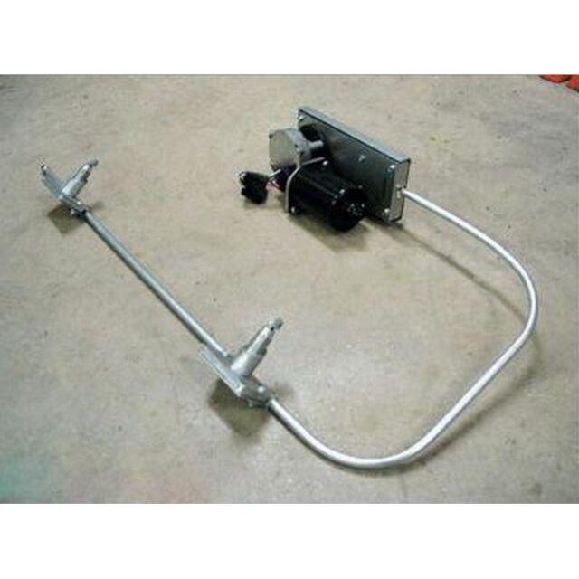 1928-47 Ford Wiper Kit w Wiring Harness hot rod rat rod windshield