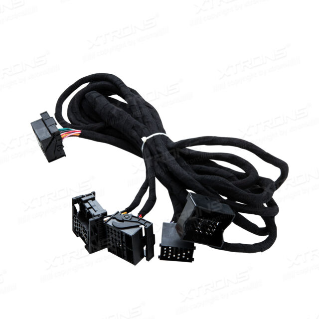 Car Stereo ISO Wiring Harness Extra Long 6m Cable Adapter for BMW