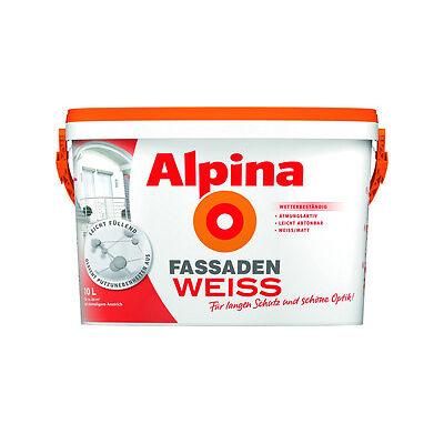 ALPINA - Kleiner Aufwand Große Wirkung eBay - warentest fassadenfarbe
