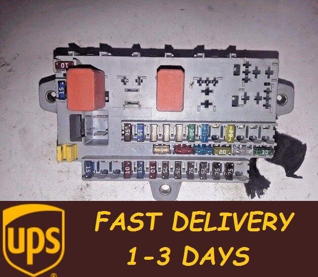 FUSE BOX 1332052080 FOR FIAT DUCATO -CITROEN JUMPER OR BOXER 2002