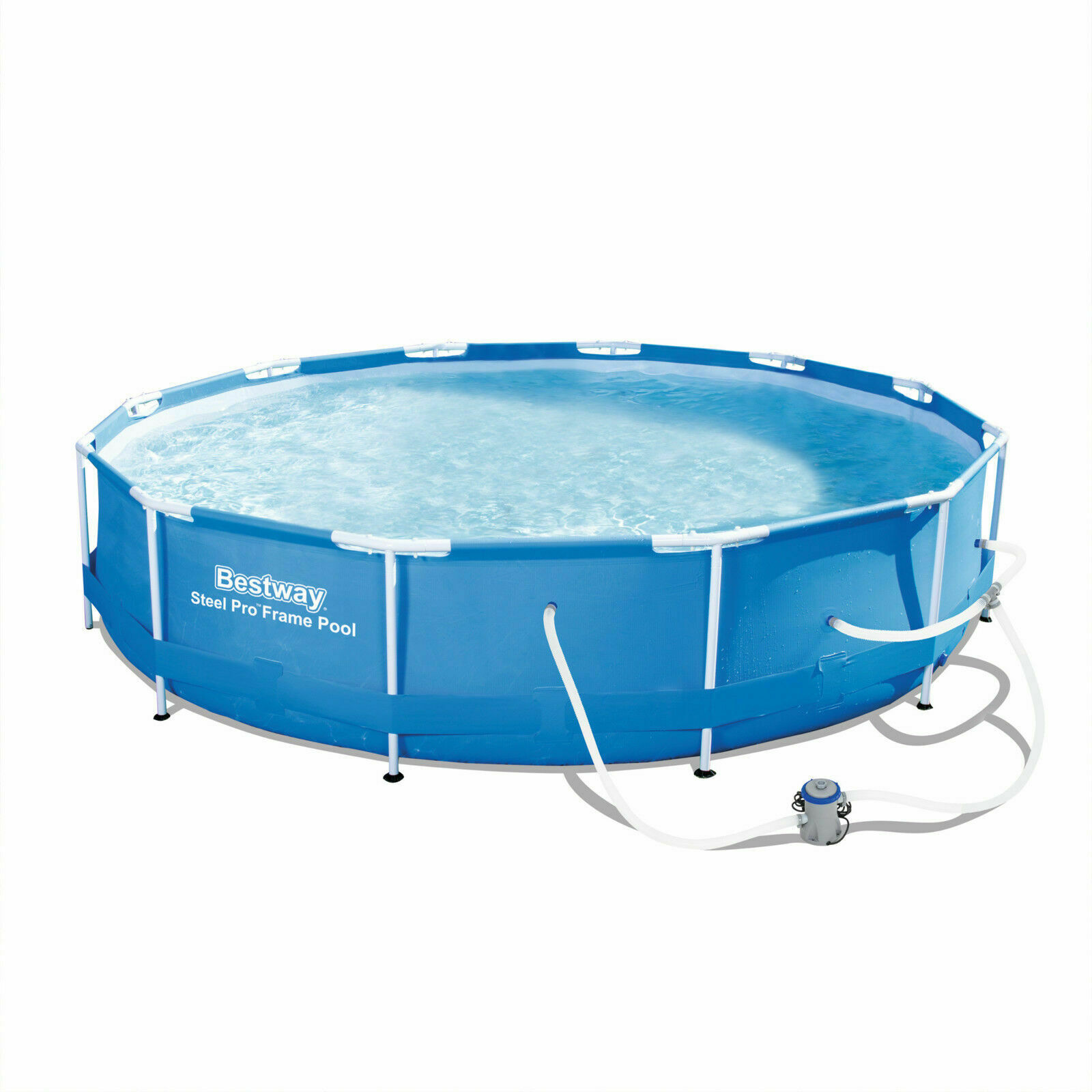 Intex Vs Bestway Review Bestway 56417 Above Ground Swimming Pool