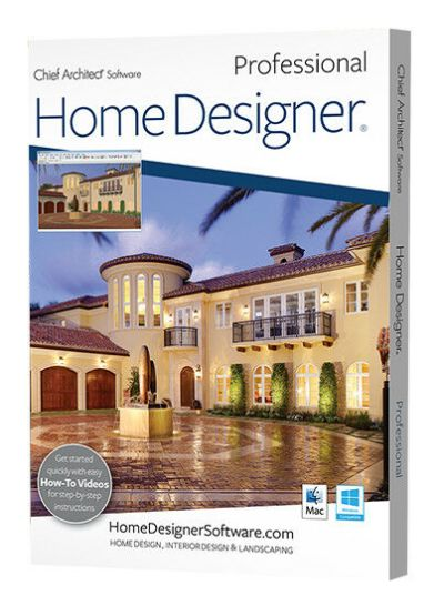 Home Designer Pro Chief Architect Software 2018 - Download ...