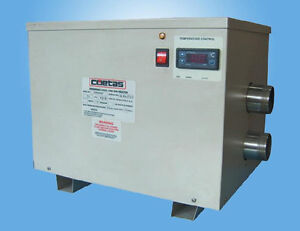 Ce 60kw 380v Electric Water Thermostat Heater Spa