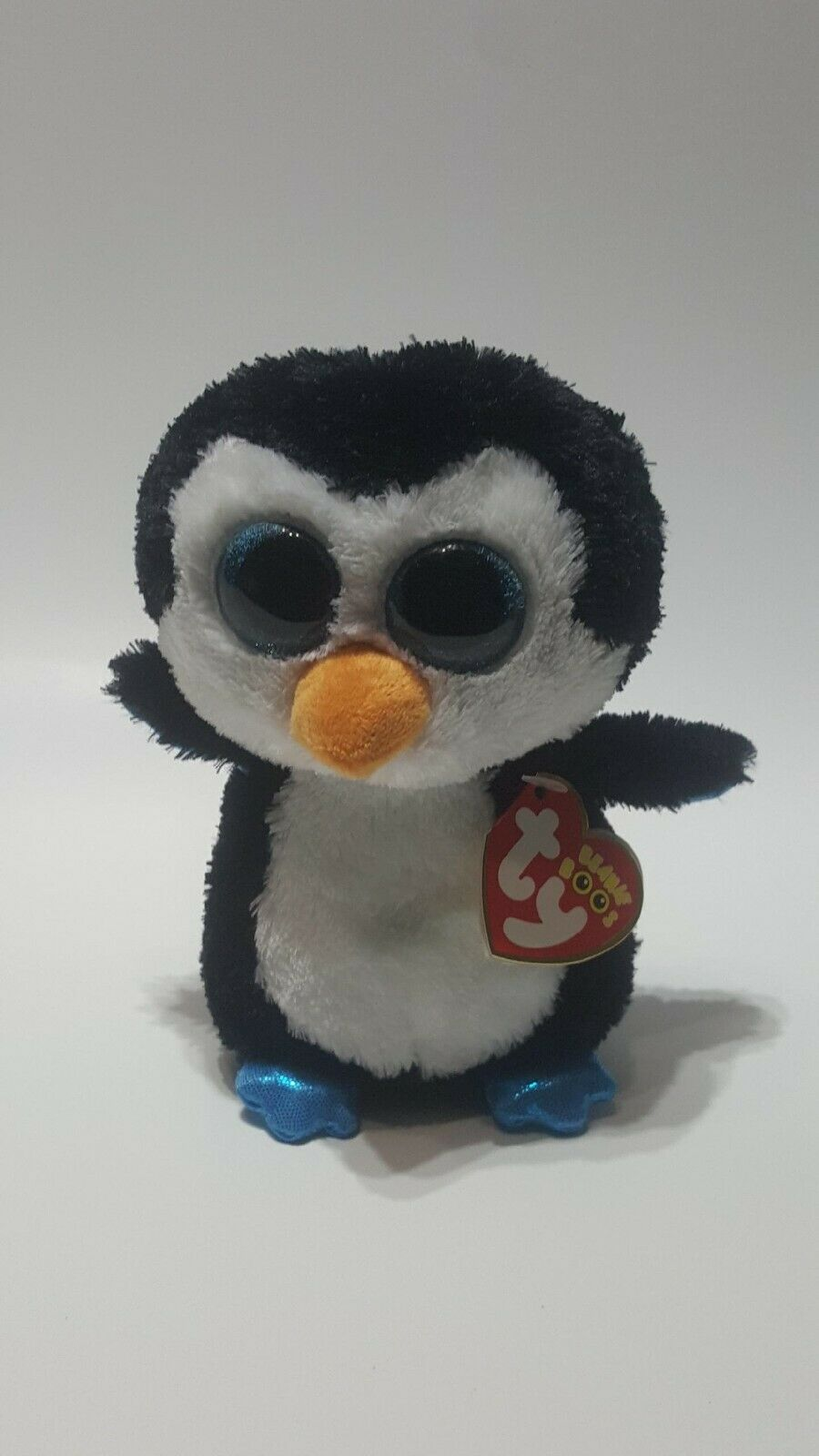 Ty Beanie Babies 36008 Boos Waddles The Penguin Boo For Sale Online Ebay
