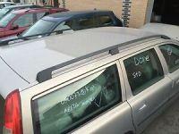 volvo V70 roof rails roof bars roof rack 2001 2002 2003 ...