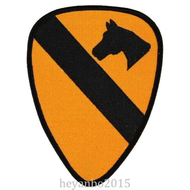 US Army Vietnam Era 1st Cavalry Color Patch for sale online eBay