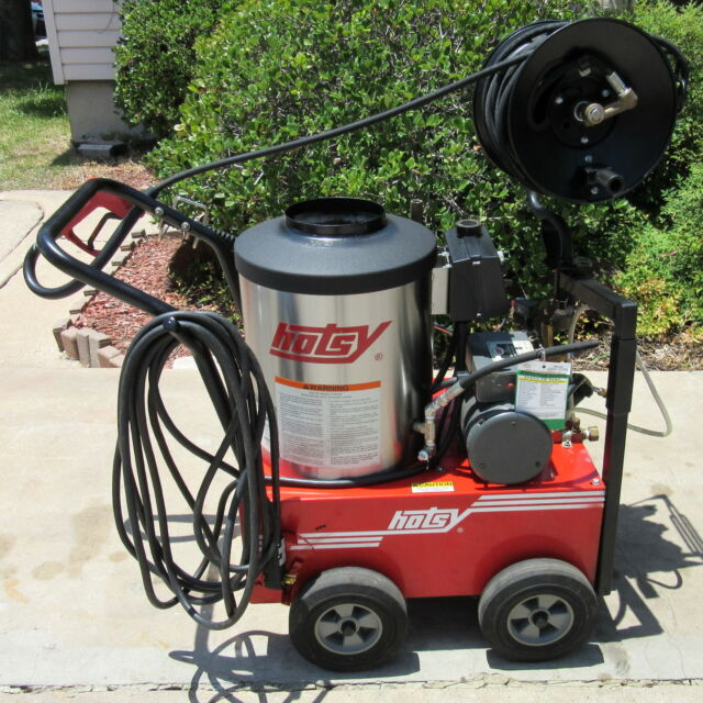Hotsy Pressure Washer Wiring Diagram For Hot Water Power Washer