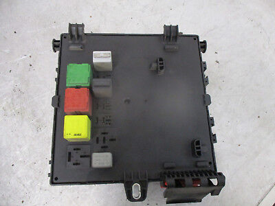 VAUXHALL VECTRA C 18 Z18XER 2008 FUSE BOX AND RELAYS 13205774 eBay