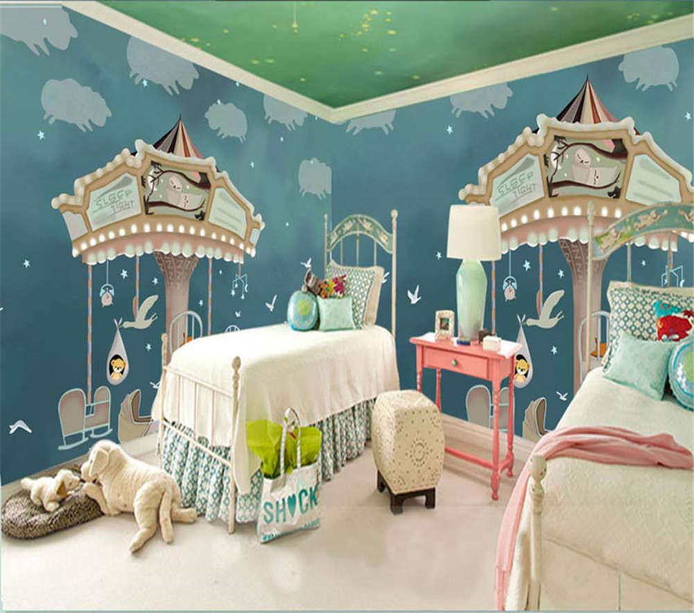Casadeco Streifentapete A Good Night S Sleep 3d Full Wall Mural Photo Wallpaper