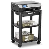 Rolling Office Cart Machine Printer Stand Organizer ...