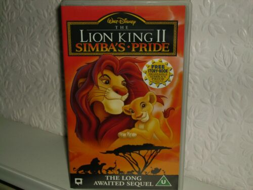 the lion king vhs price