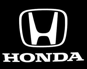 Lincoln Wallpaper Car Honda Logo Vinyl Decal Sticker Car Truck 61055z Ebay