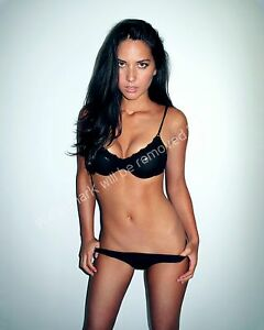 Girl In Snow Wallpaper Olivia Munn 8x10 Sexy Aots Model Glossy Picture Photo