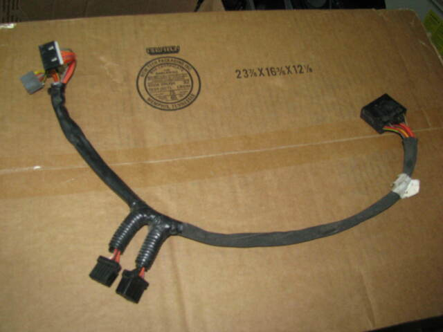 Skidoo Handlebar Wiring Harness Wire Summit Grand Touring Legend