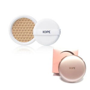 Iope Air Cushion Cover Refill Rose Gold Case 4 Colors