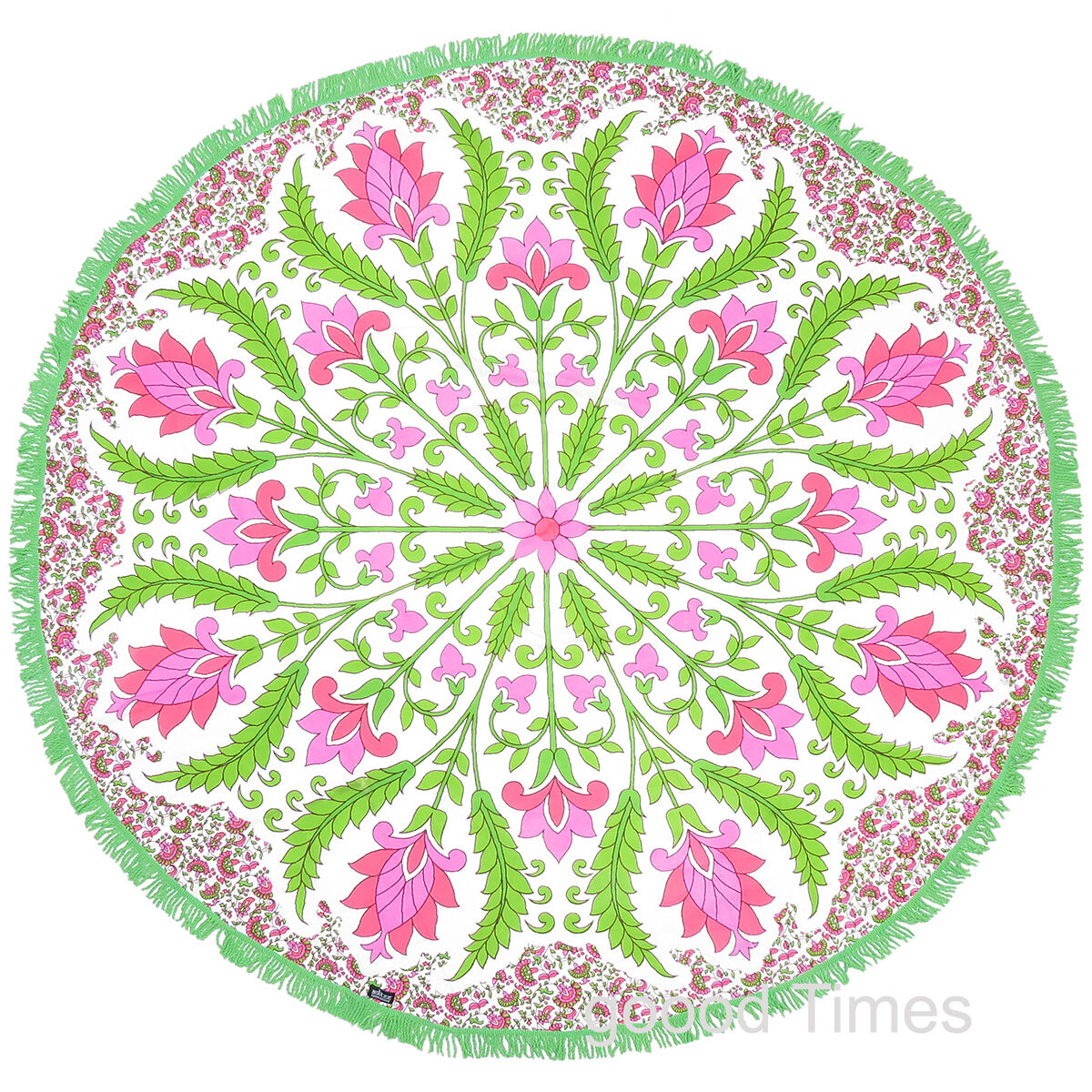 Home Décor Items Green Mandala Tapestry Indian Mandala Hippy Hippie Wall Hanging Dorm Tapestry Kisetsu System Co Jp