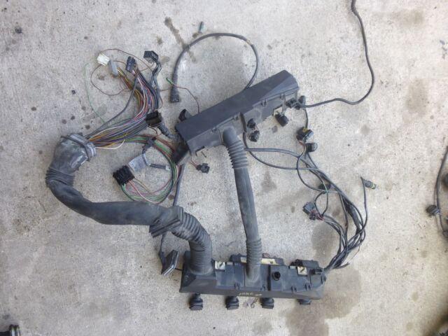 99 BMW E39 540i M62tu Engine Wire Harness 1438426 for sale online eBay