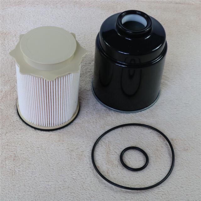 Buy for 2013-17 Dodge RAM 67l Diesel Fuel Filter Kit 2500 3500 4500