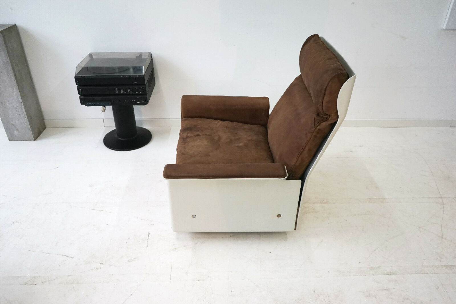 Dieter Rams Sessel Gebraucht Set Of 2 Sessel Lounge Chair By Dieter Rams Vitsoe Rz 62 620 Leder